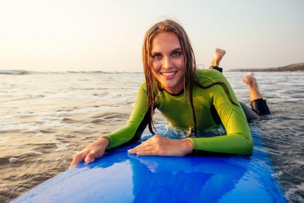 escuela de surf en gran canaria