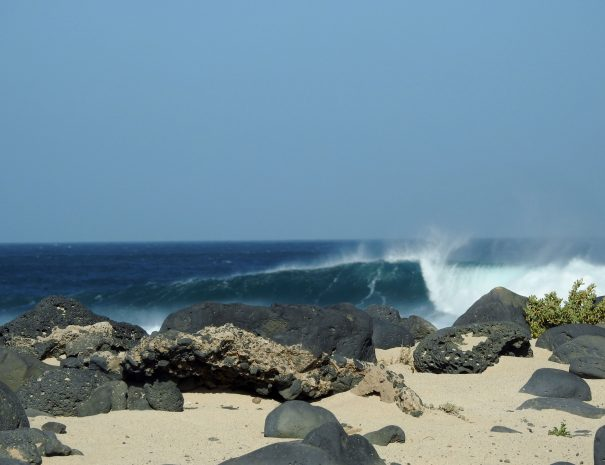 waves fuerteventura