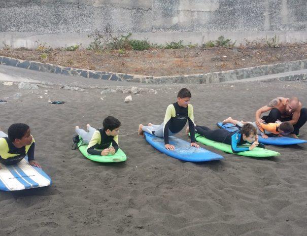 surf niños las palmas