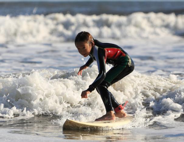 curso surf niños gran canaria